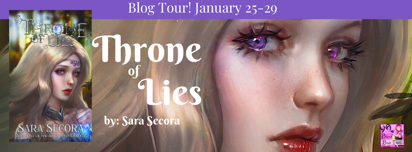 Author Guest Post with Sara Secora