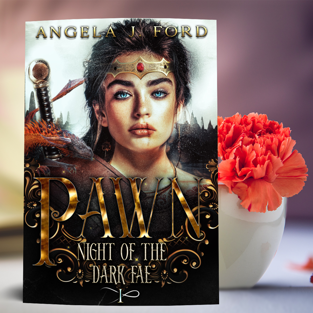 Pawn [Book Tour with Excerpt]