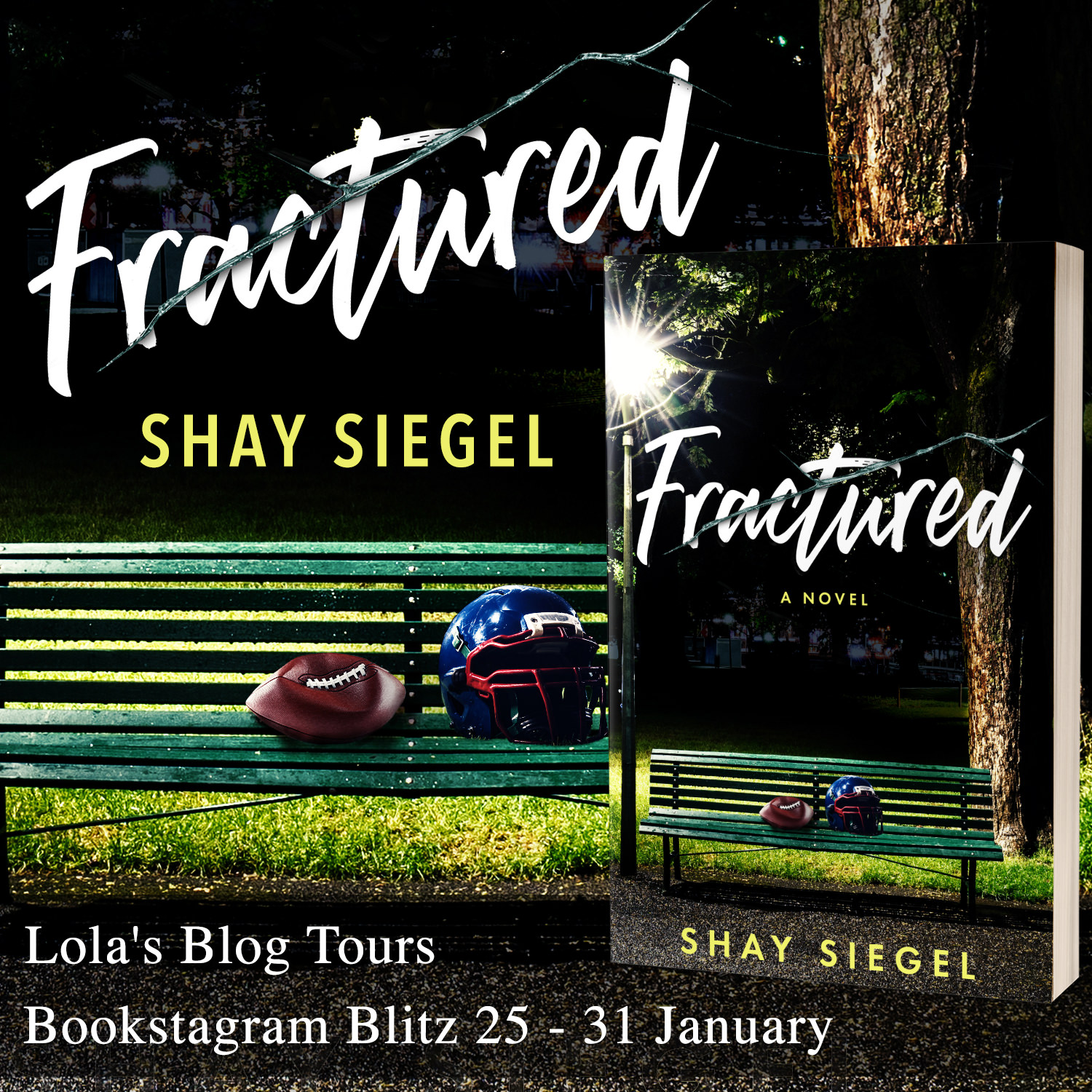 Fractured [Book Tour with Excerpt]