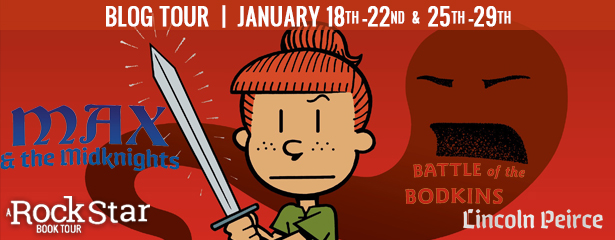 Battle of the Bodkins [Book Tour with Excerpt]