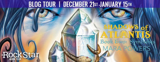 Shadows of Atlantis Series [Book Tour Spotlight]
