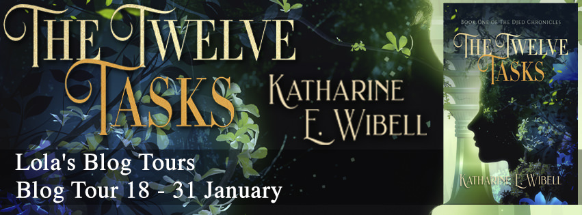 Author Guest Post with Katharine E. Wibell