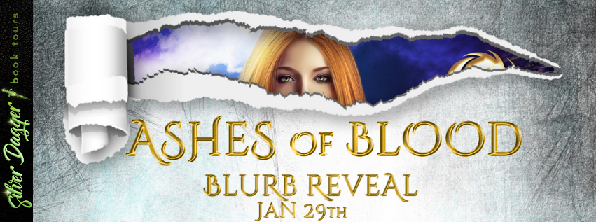 Blurb Reveal: Ashes of Blood by Lela Grayce