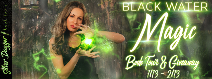 Black Water Magic [Book Tour with Excerpt]