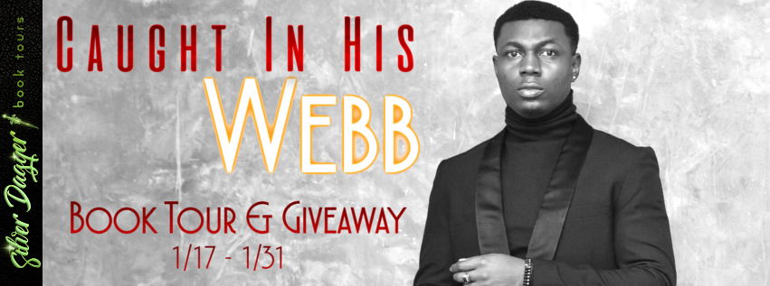 Caught in His Webb [Book Tour with Excerpt]