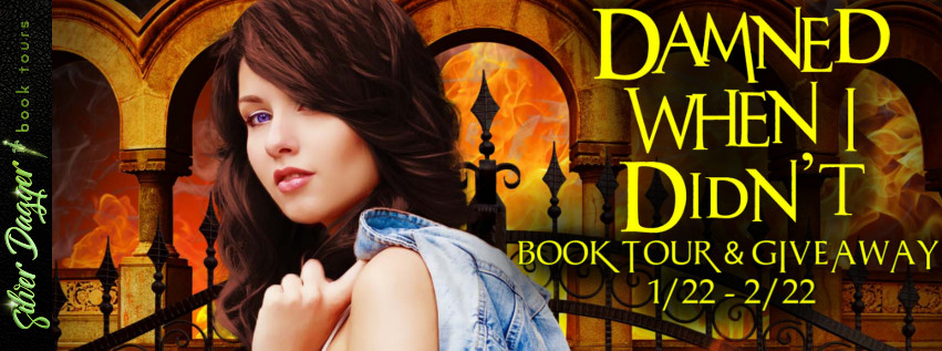 Damned When I Didn't [Book Tour with Excerpt]
