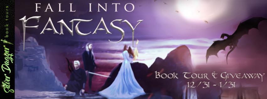 Fall Into Fantasy [Book Tour Spotlight]