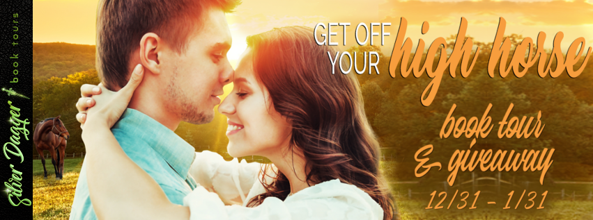 Get Off Your High Horse [Book Tour with Excerpt]