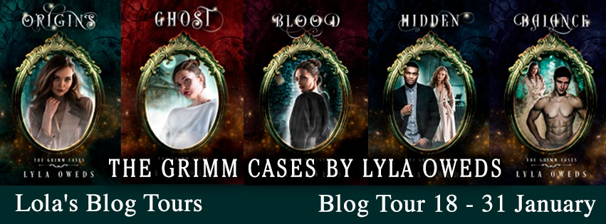 Author Guest Post with Lyla Oweds