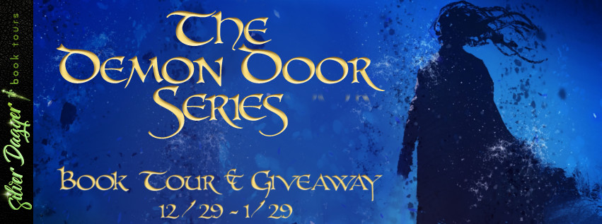The Demon Door Series [Book Tour with Excerpts]