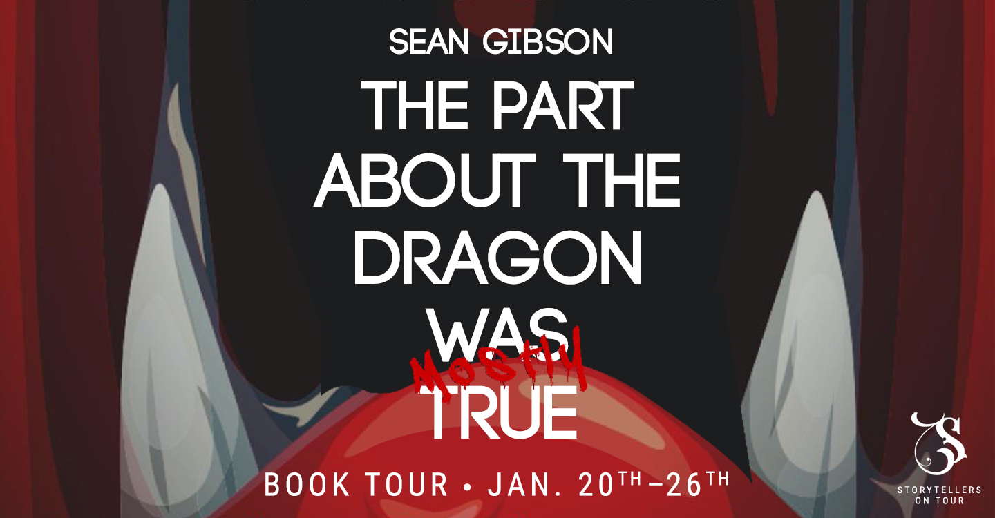 The Part About the Dragon Was (Mostly) True – 4 Star Book Review