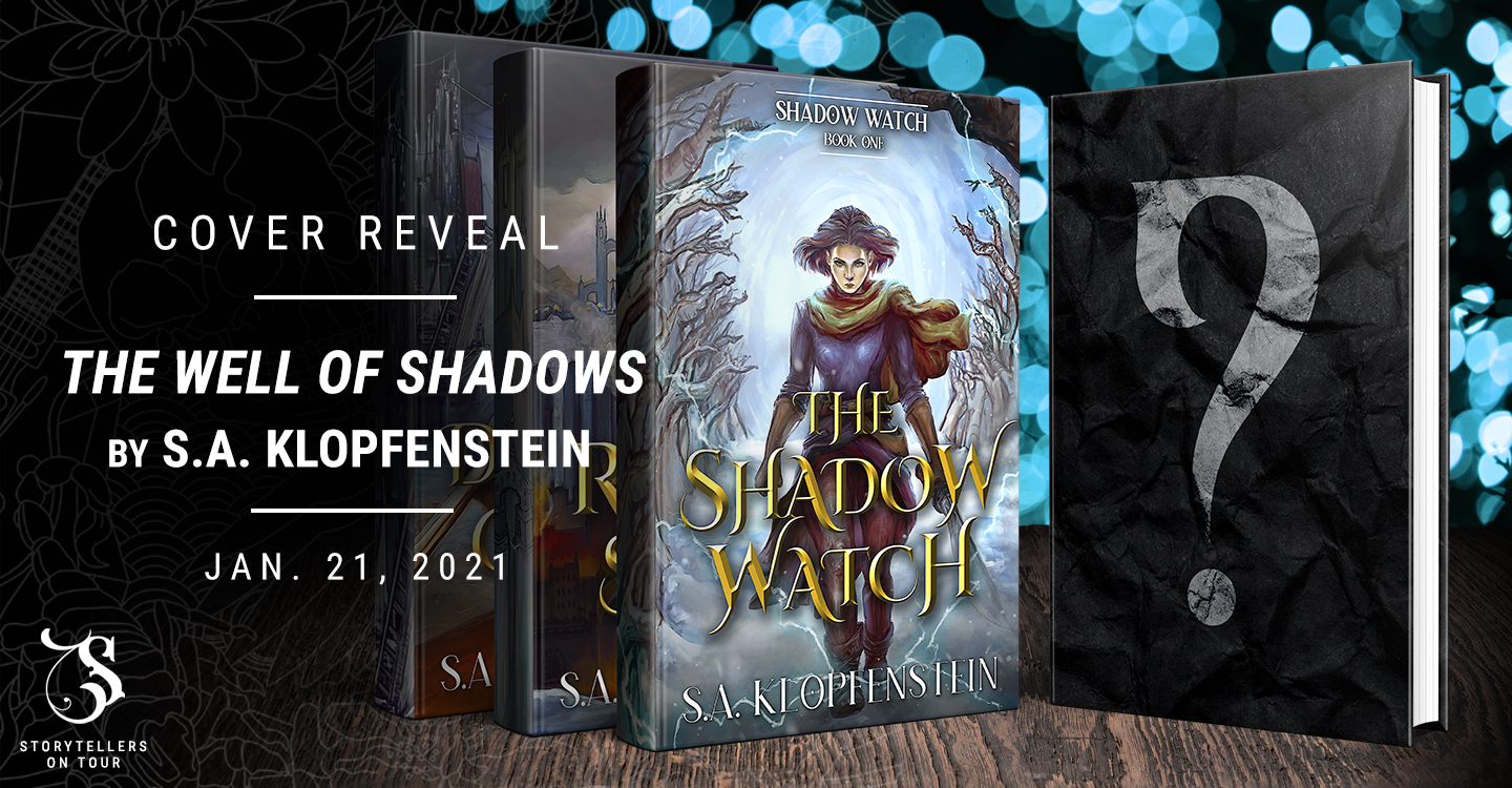 Cover Reveal: The Well of Shadows by S.A. Klopfenstein