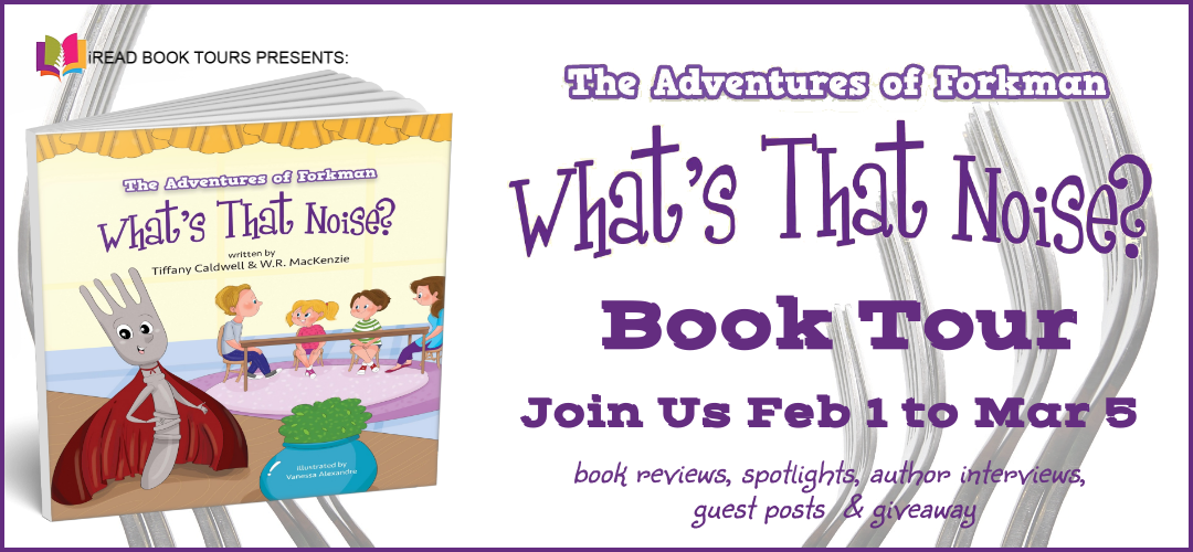 The Adventures of Forkman: What's That Noise? – 3.5 Star Book Review