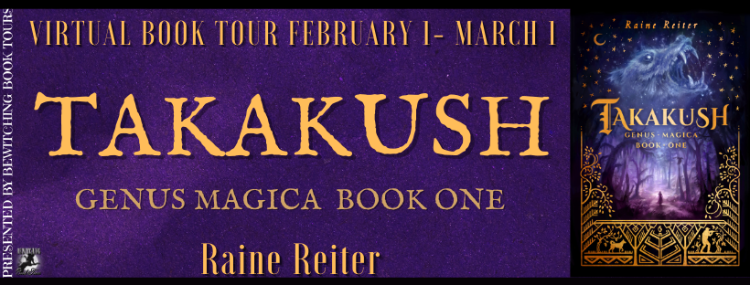 Takakush [Book Tour with Excerpt]