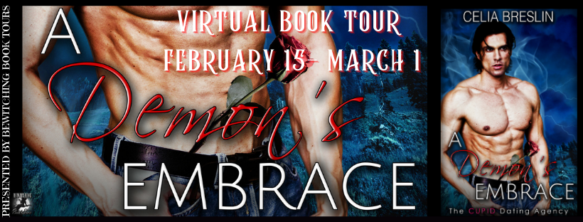 A Demon's Embrace [Book Tour with Excerpt]