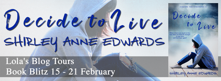 Decide to Live [Book Tour with Excerpt]