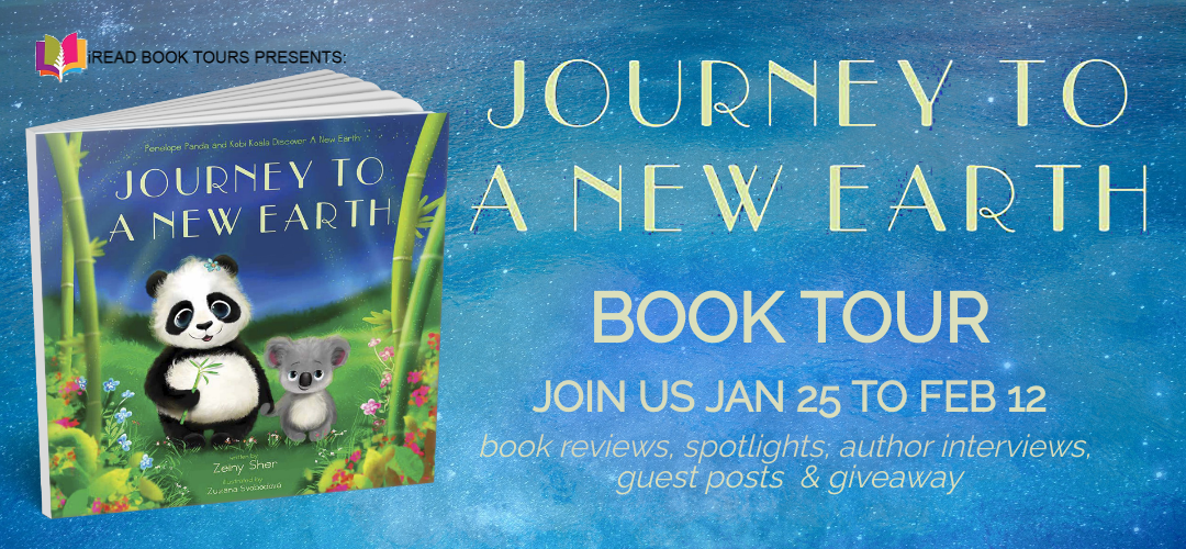Journey To A New Earth – 5 Star Book Review