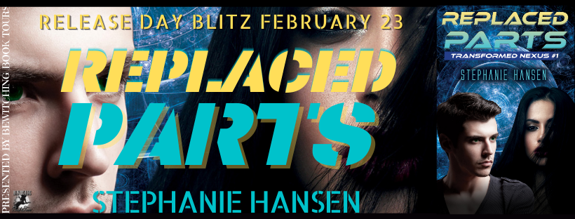 Replaced Parts [Book Blitz with Excerpt]