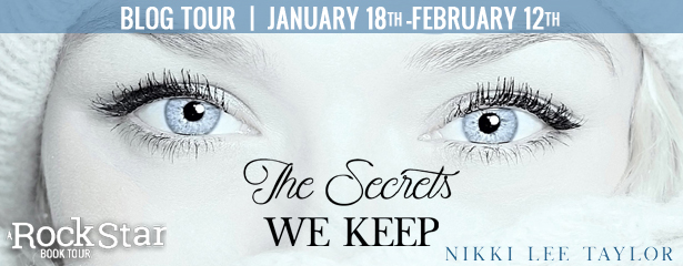 The Secrets We Keep [Book Tour with Excerpt]