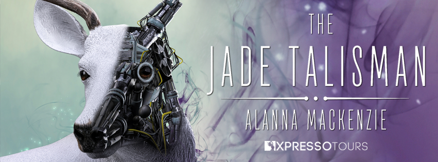Cover Reveal: The Jade Talisman