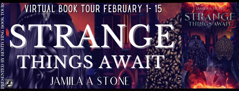 Author Guest Post with Jamila A. Stone