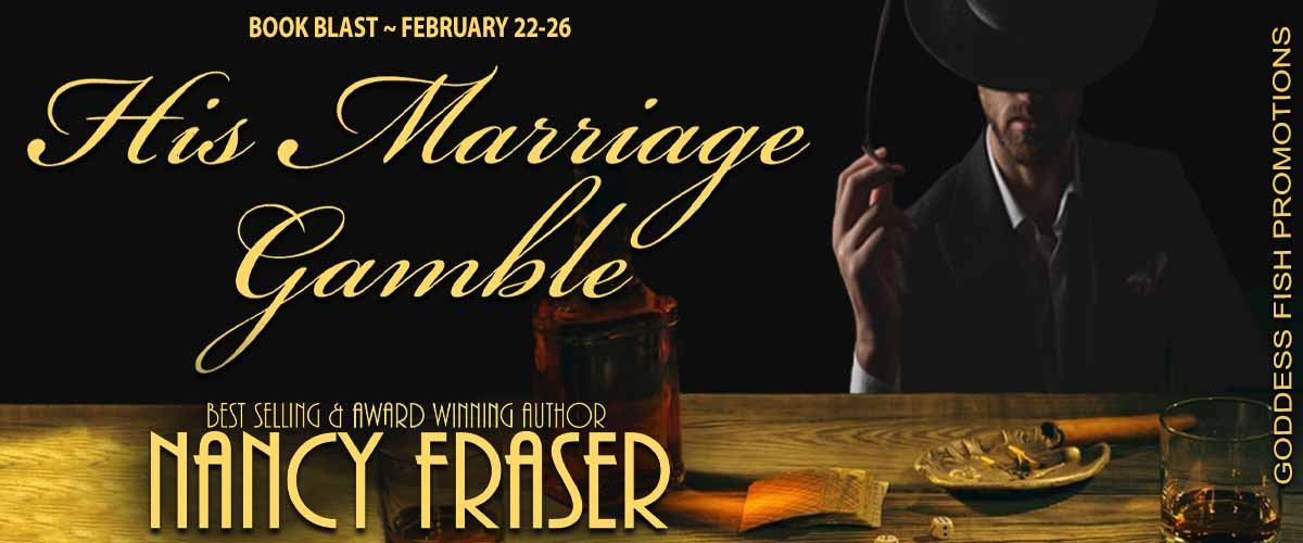 His Marriage Gamble [Book Tour with Excerpt]