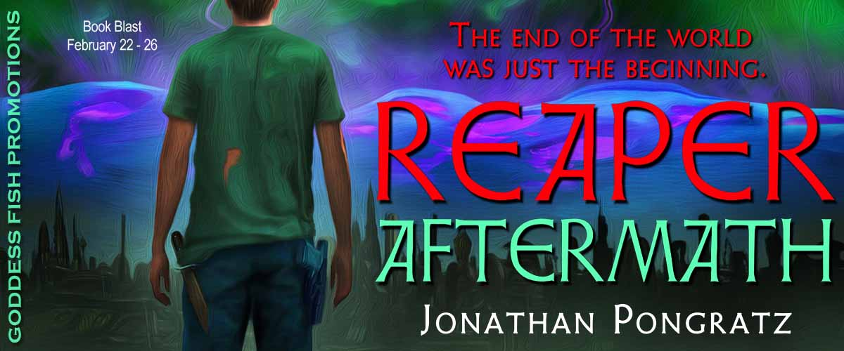 Reaper: Aftermath [Book Tour with Excerpt]