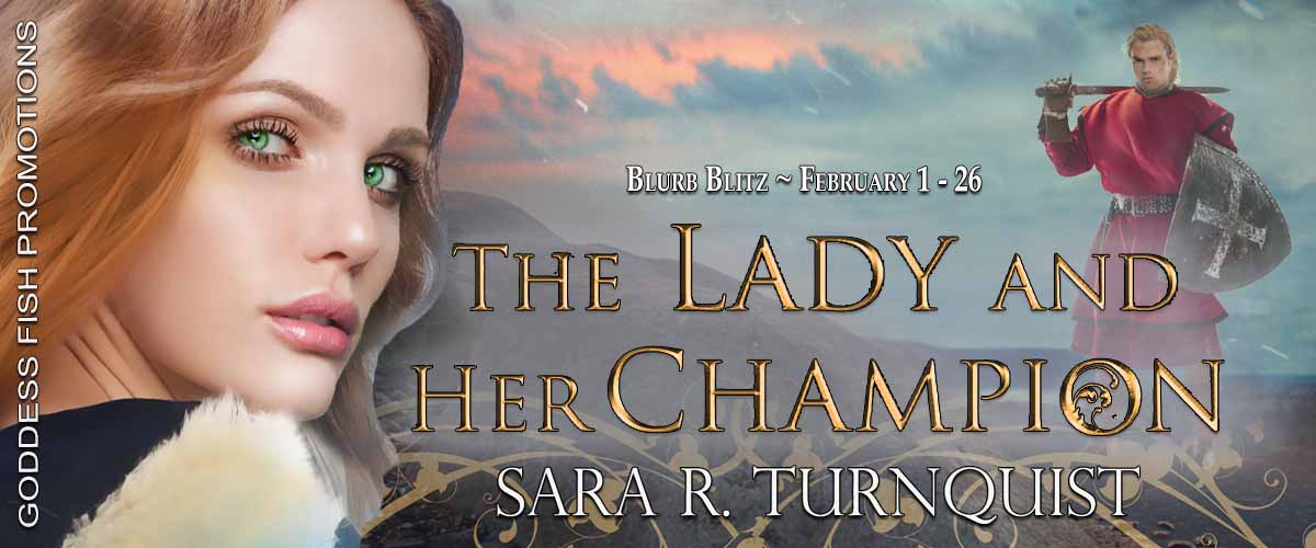 The Lady and Her Champion [Book Tour with Excerpt]