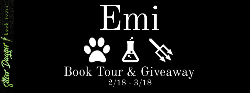 Emi [Book Tour with Excerpt]