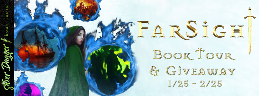 FarSight [Book Tour with Excerpt]