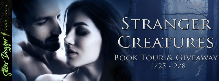 Stranger Creatures [Book Tour with Excerpts]