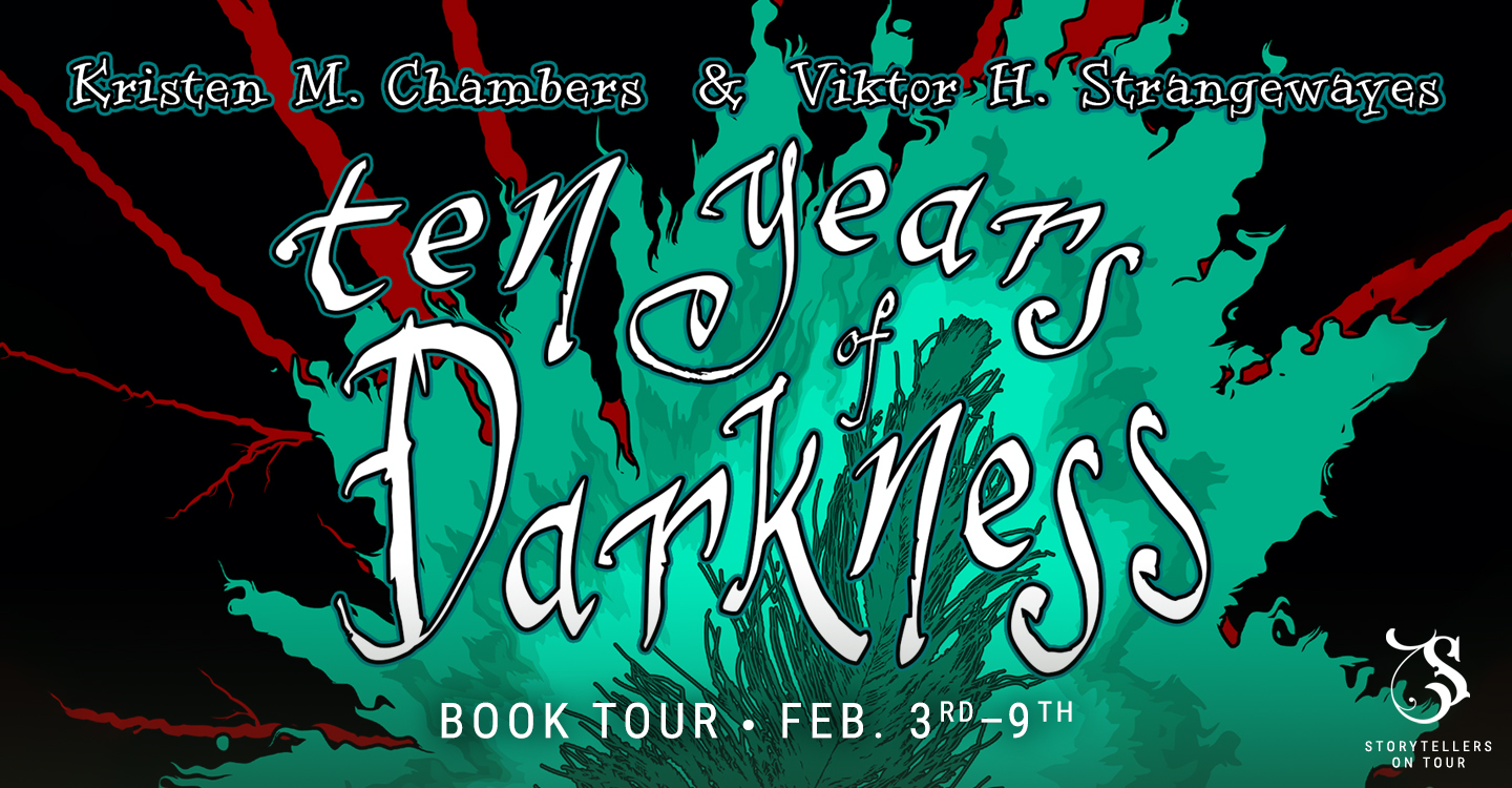 Ten Years of Darkness – 4 Star Book Review