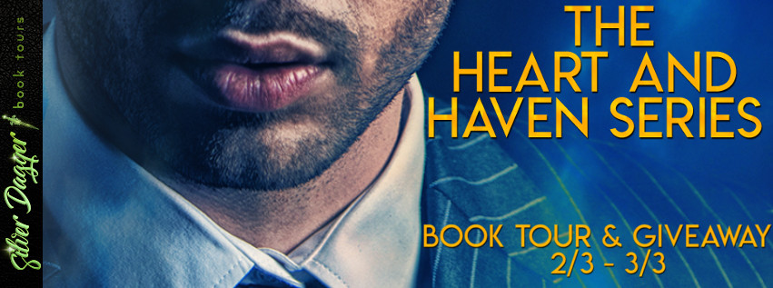 The Heart and Haven Series [Book Tour with Excerpts]