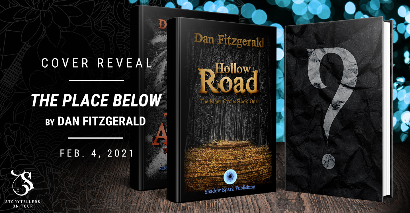 Cover Reveal: The Place Below by Dan Fitzgerald