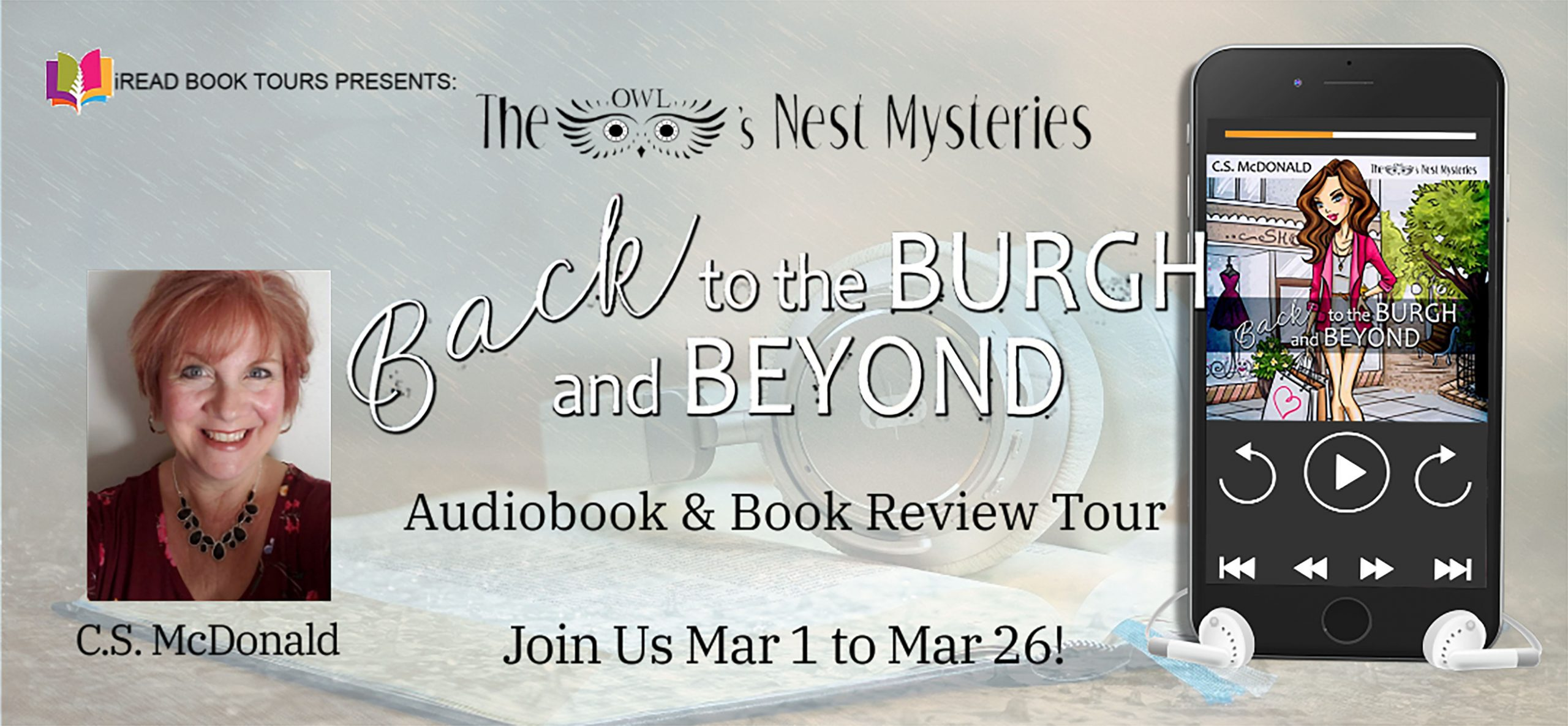 Back to the Burgh and Beyond – 5 Star Book Review