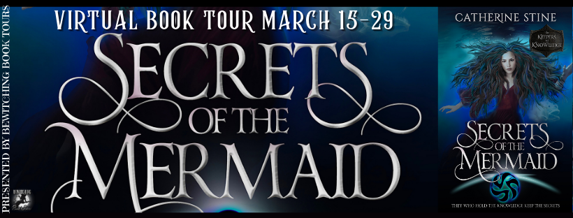 Secrets of the Mermaid [Book Tour with Excerpt]
