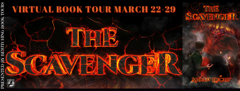 The Scavenger [Book Tour with Excerpt]
