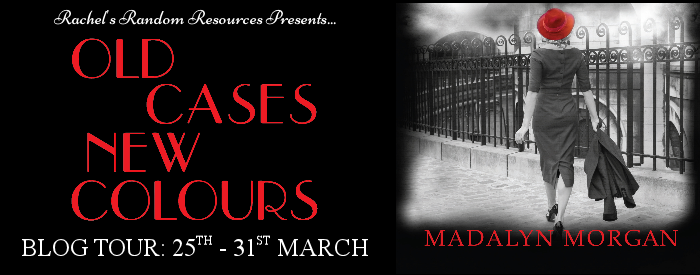 Author Guest Post with Madalyn Morgan