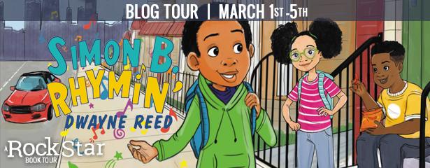 Simon B. Rhymin' [Book Tour with Excerpt]