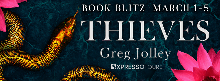 Thieves [Book Tour with Excerpt]