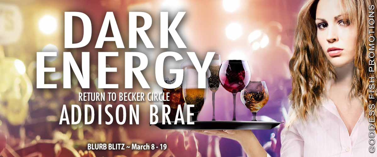 Dark Energy: Return to Becker Circle [Book Tour with Excerpt]