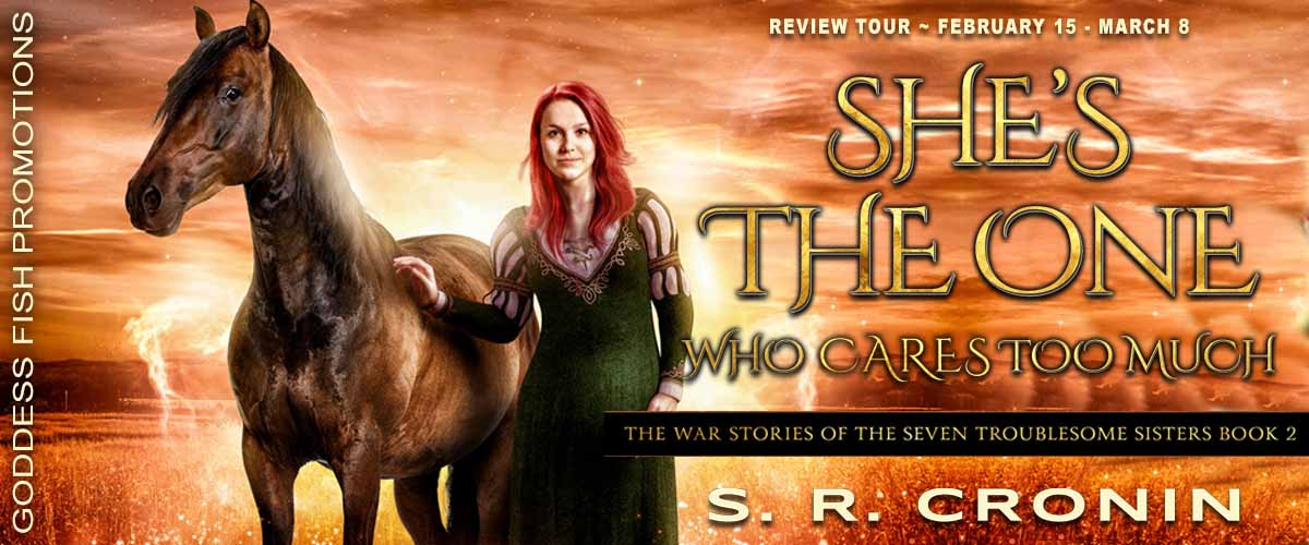 She's The One Who Cares Too Much – 4 Star Book Review