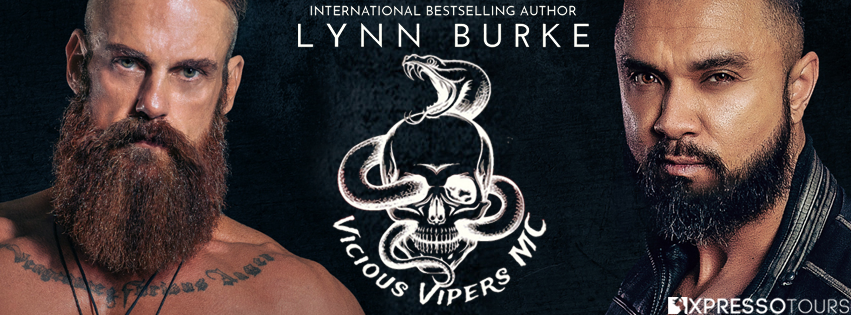 Cover Reveal: Vicious Vipers MC Series