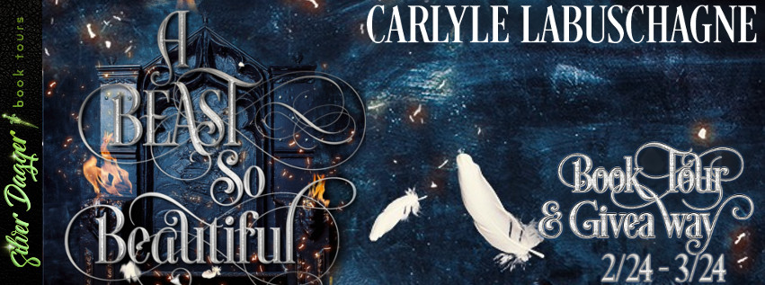 Author Guest Post with Carlyle Labuschagne