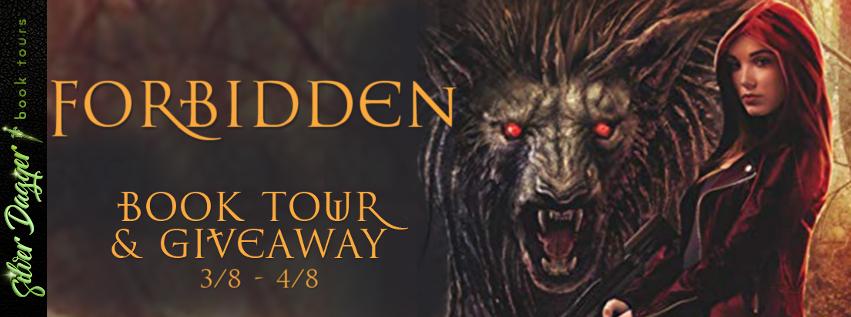 Forbidden [Book Tour Spotlight]