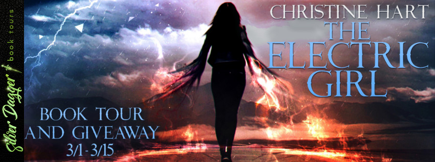 The Electric Girl [Book Tour with Excerpt]