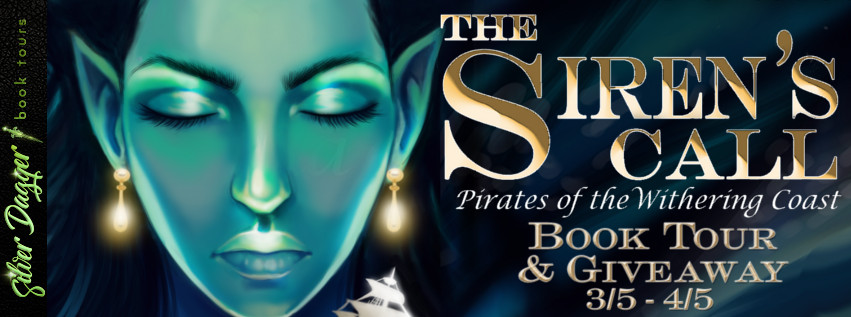 The Siren's Call [Book Tour with Excerpt]