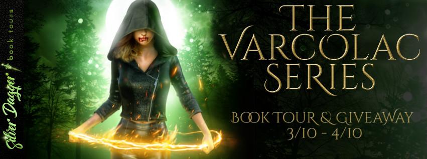 The Varcolac Series [Book Tour Spotlight]