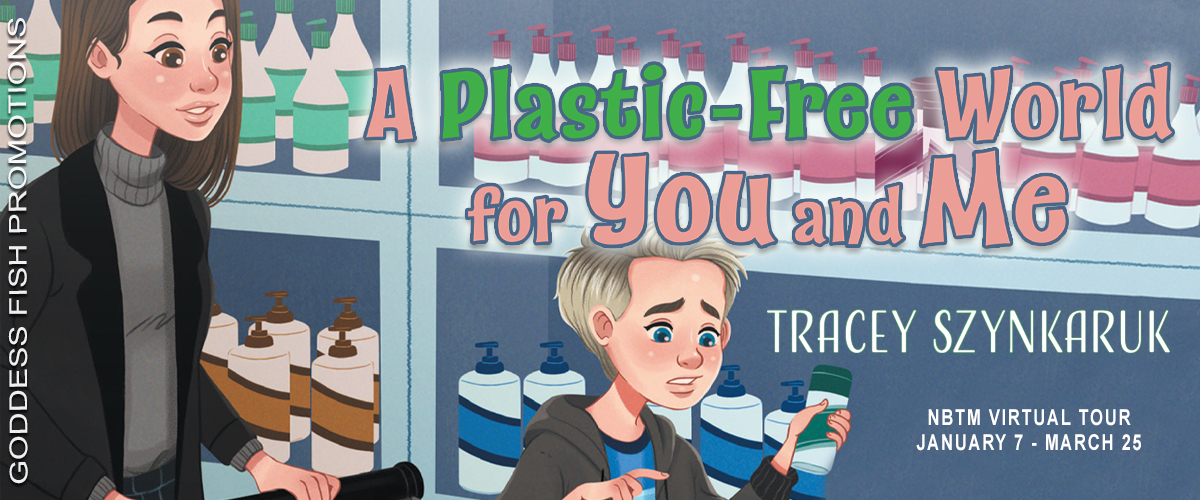 A Plastic Free World for You and Me – 5 Star Book Review