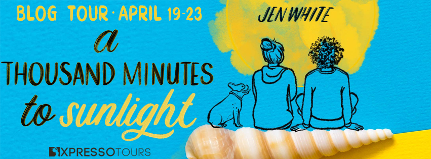 Author Guest Post with Jen White